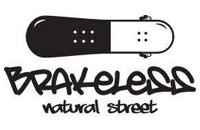 BRAKELESS NATURAL STREET - LOGO