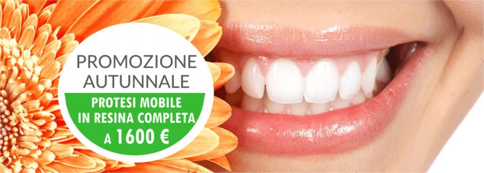 Promozione protesi dentale