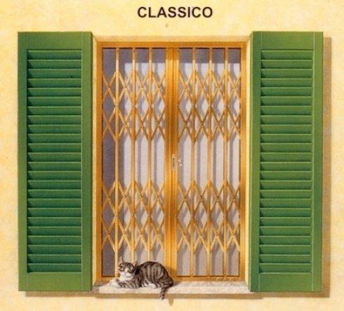cancelli estensibili classici