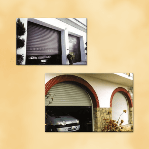 serrande avvolgibili garage