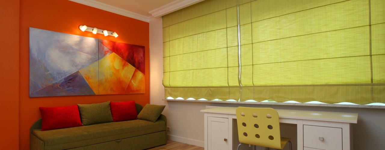 Green blinds