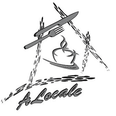 ALOCALE CAFFETTERIA-RISTORANTE-PASTICCERIA - LOGO