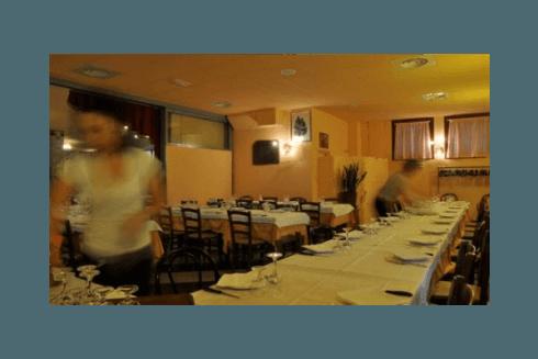 ristorante trattoria con atmosfere e cucina tipiche della romagna vera