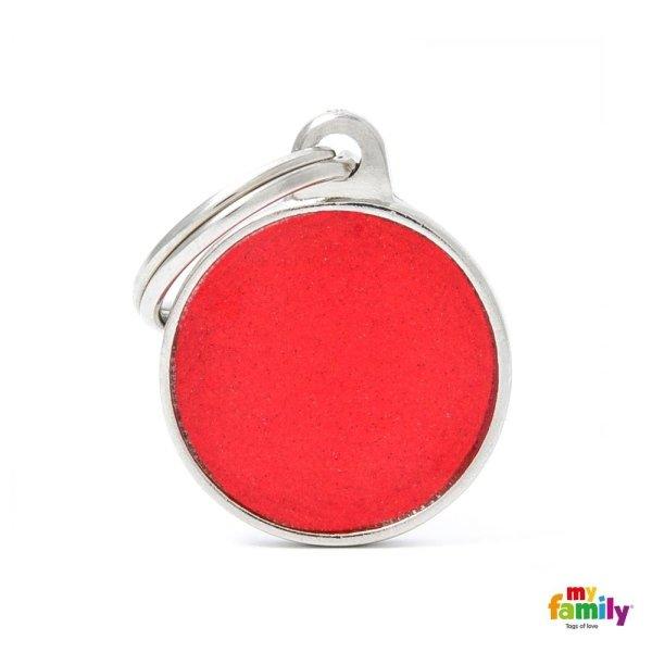 ciondolo rosso