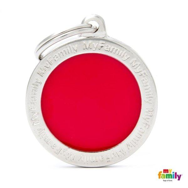portachiave rosso
