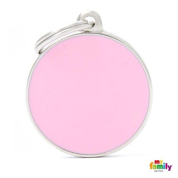 ciondolo rosa