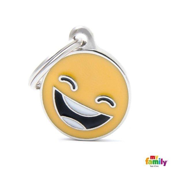 ortachiave in forma di sorriso