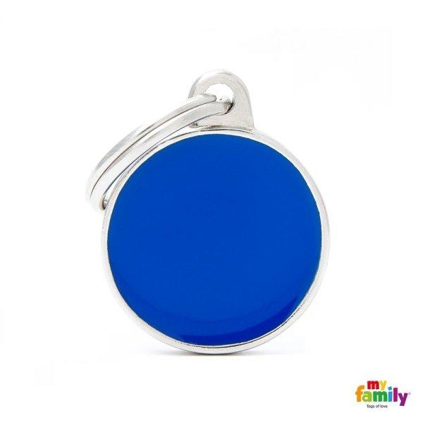 ciondolo blu