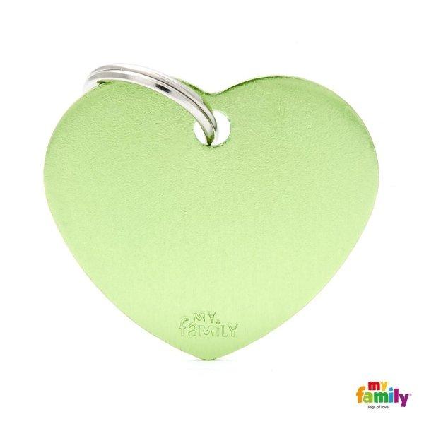 medaglietta verde