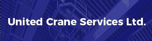 United Crane Services logo