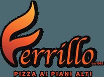 FERRILLO PIZZA AI PIANI ALTI - LOGO