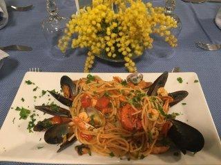 spaghettata di mare