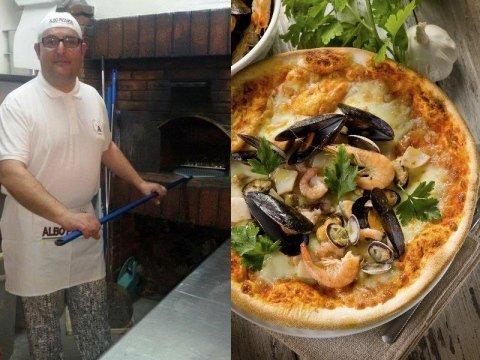 pizza la forno