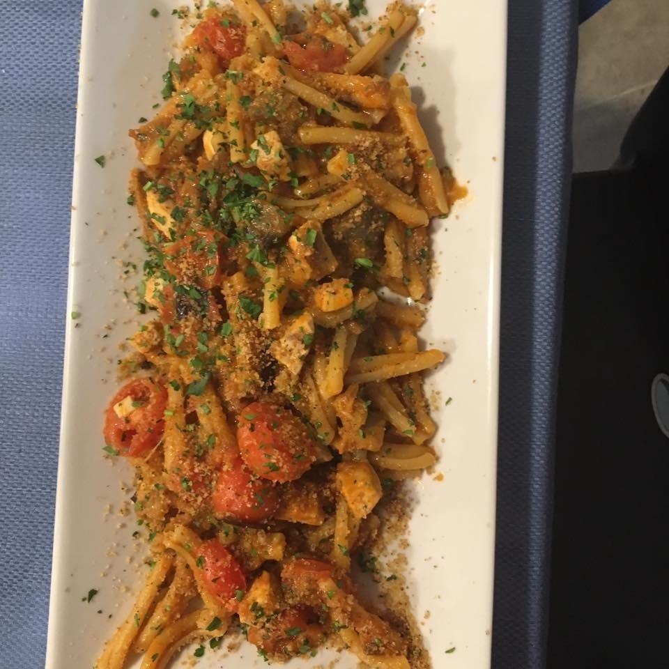 primi piatti a base di pesce