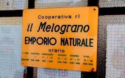 targa Il Melograno