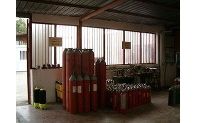 extinguisher size