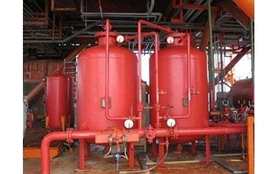 vasche contenimento antincendio