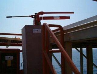 monitori antincendio idrici e idroschiuma