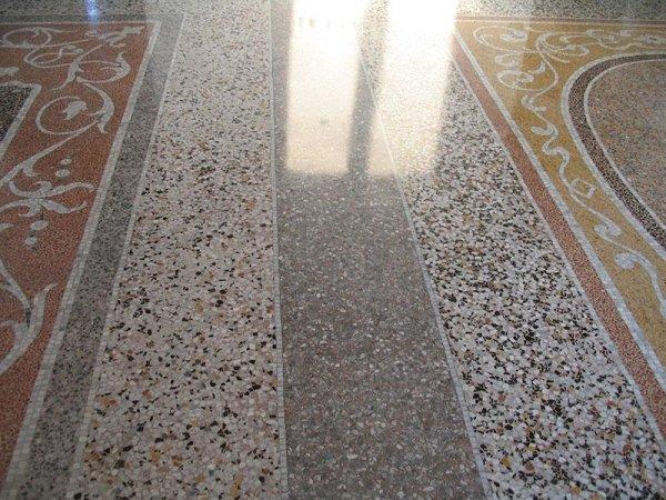 pavimento alla veneziana