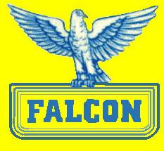 FALCON ABITI DA LAVORO - Logo