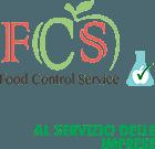 FCS FOOD CONTROL SERVICE - LOGO