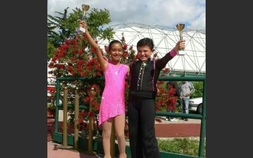 campioni regionali FIHP Andrea e Nishan 2013