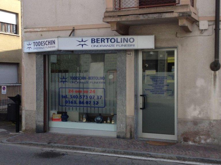 agenzia funebre Todeschin Vercelli