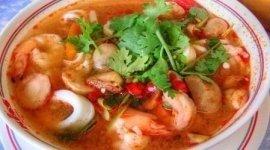 Specialità cucina thailandese