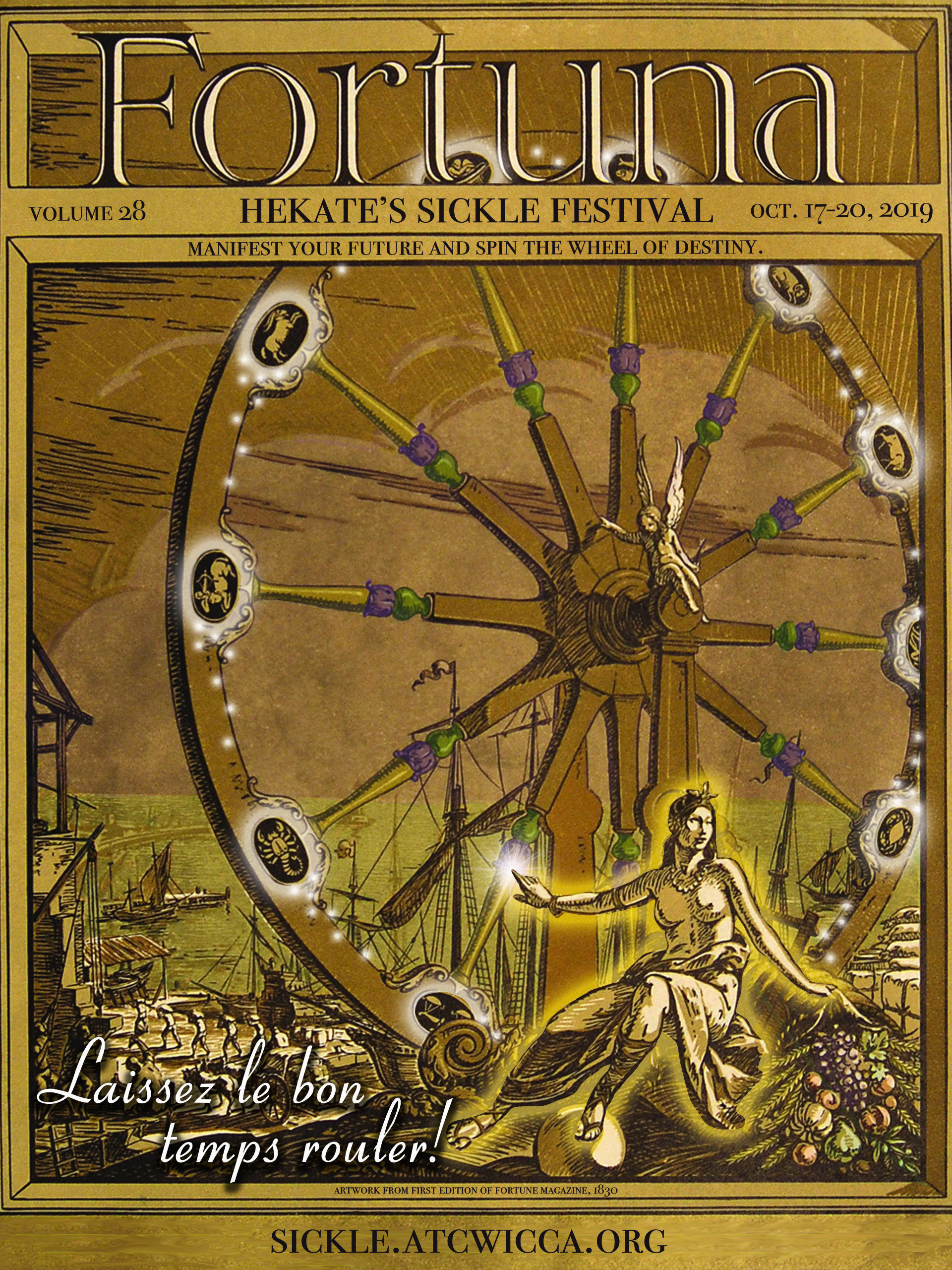 Hekate's Sickle Festival