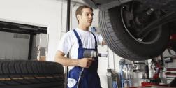 sostituzione pneumatici, gommista, equilibratura gomme