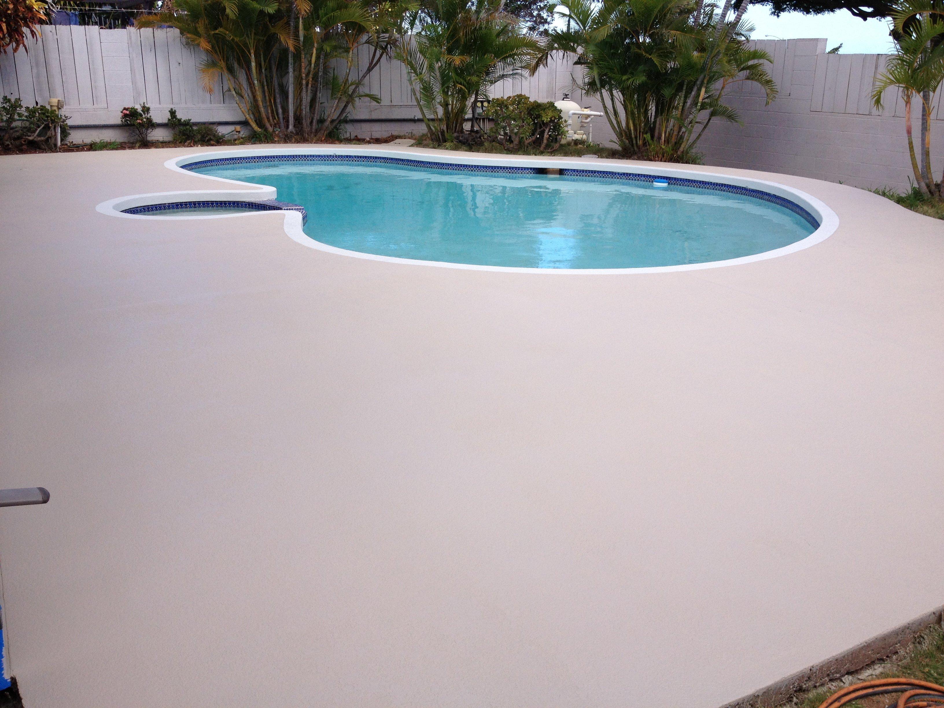 Concrete Swimming Pool Contractor Waterproof Coating