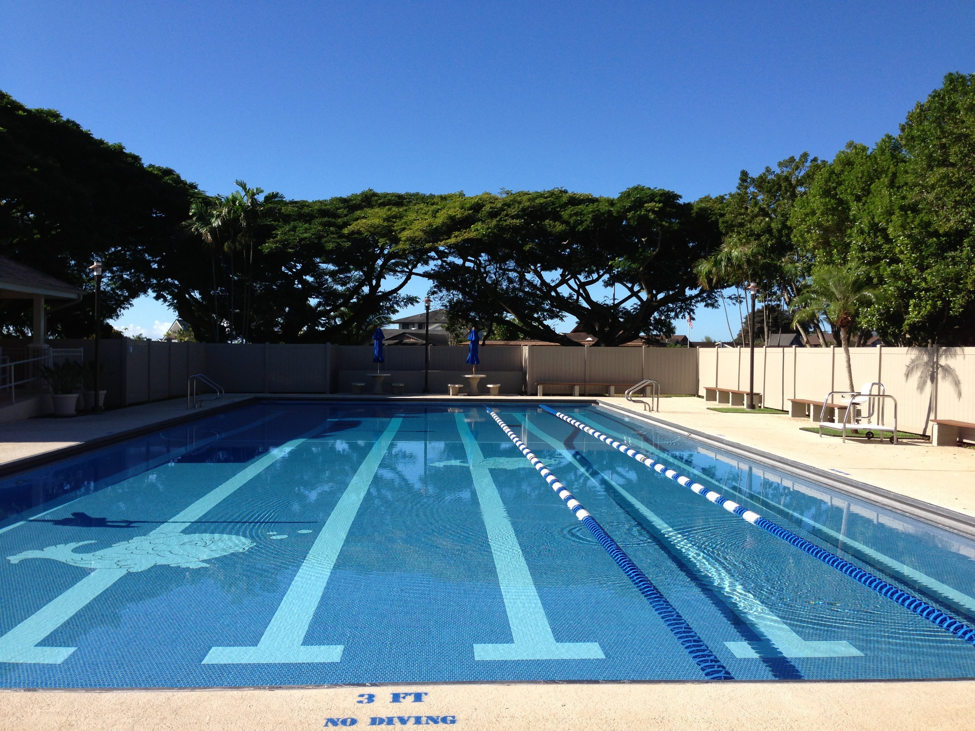 July 2013 - Mililani Recreation Center No. 2 - Swimming Pool Renovation