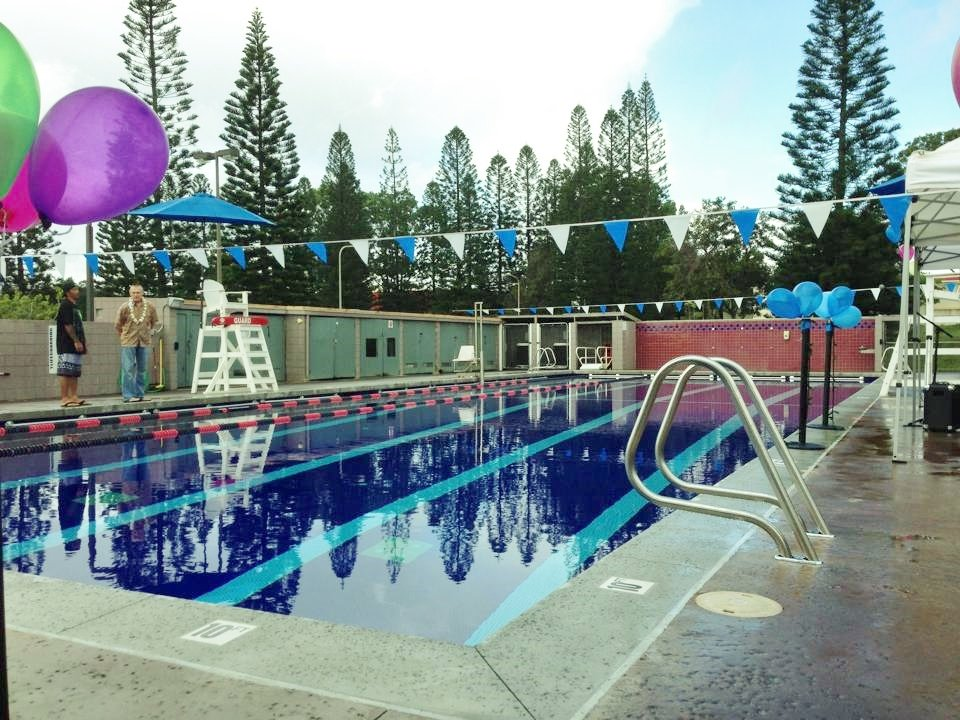 November 2014 - Mililani YMCA Swimming Pool Renovation