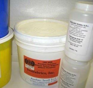 Detergenti standard ECE, IEC, SOAP