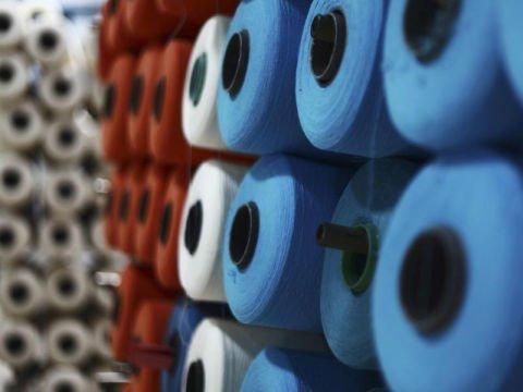 rocchette con fili di nylon