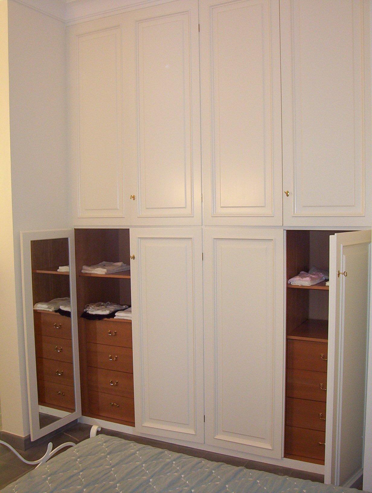 legno camera letto 4
