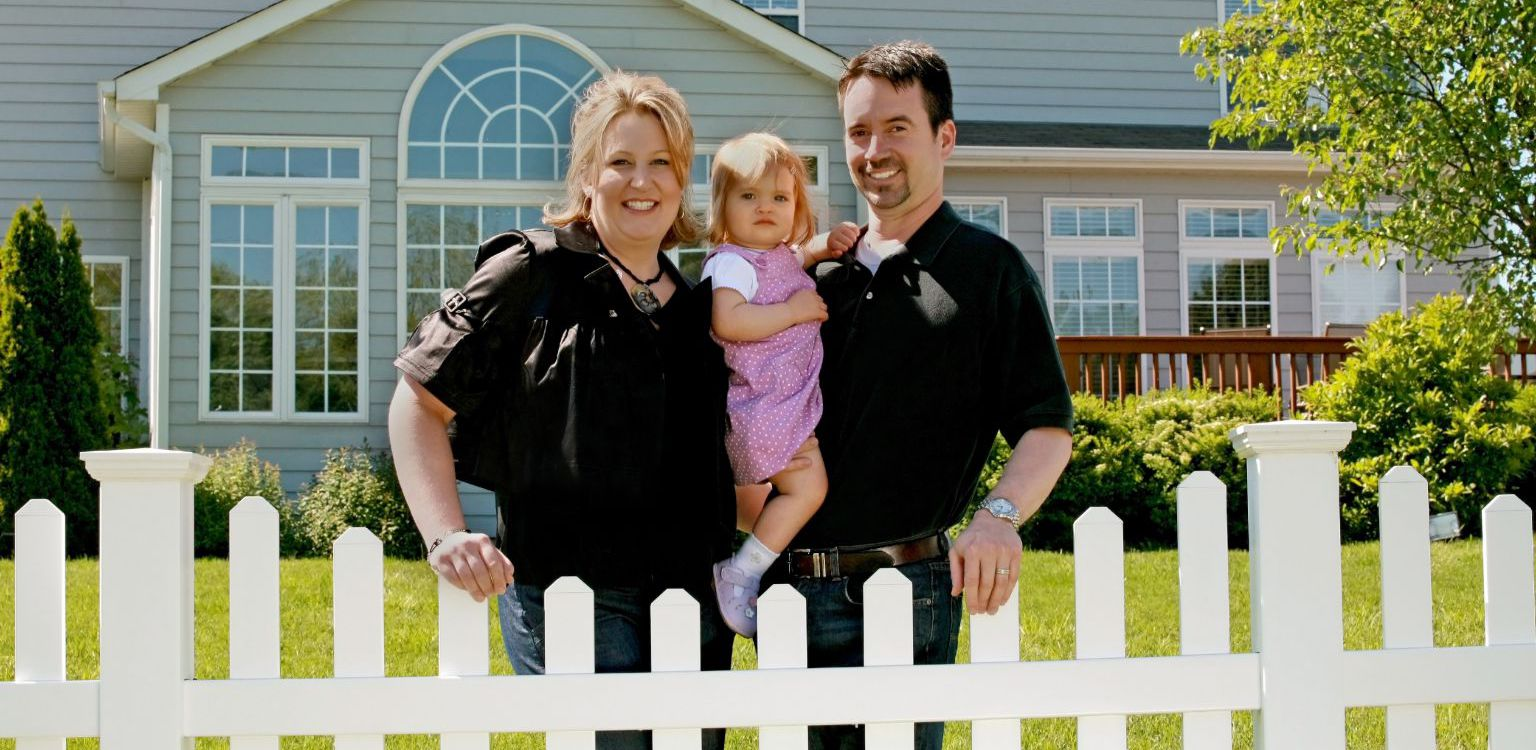 Family is satisfied with the fences in Newark, OH