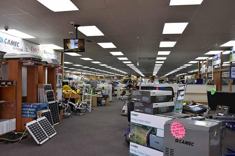 cara rest supplies repairs shopping