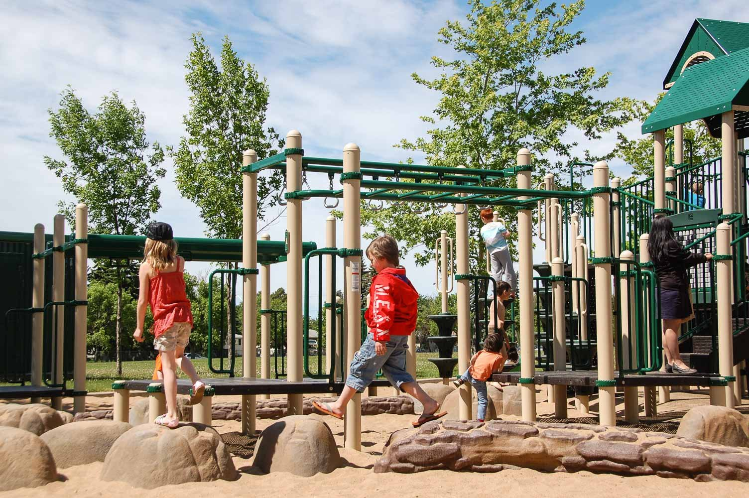 Avonmore Community League Playground