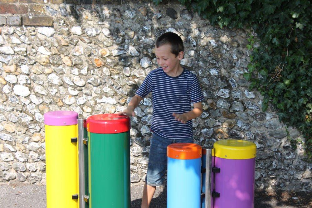 Percussion Play - уличные музыкальные инструменты