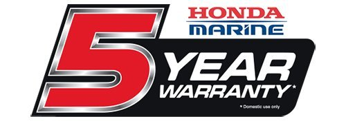 honda marine 5 year warranty