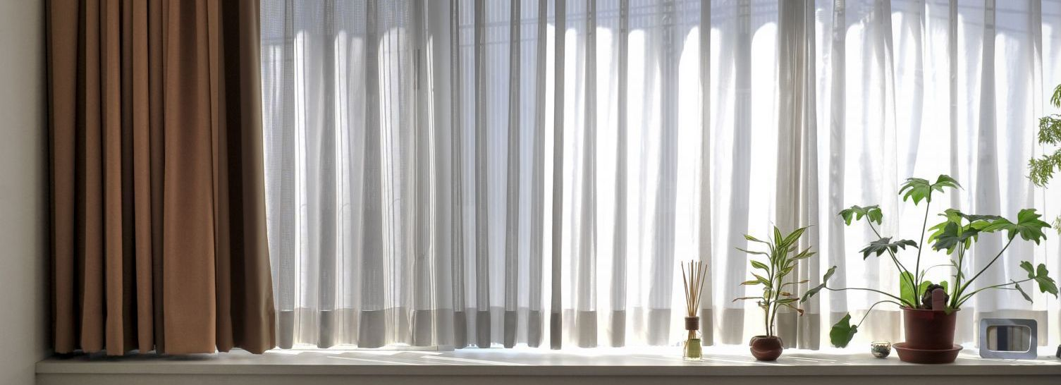 Curtains cleaned by reliable curtain cleaners in Tauranga