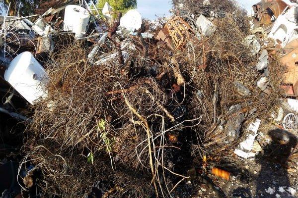 Stoccaggio di rifiuti