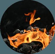 Carbone attivo per alimenti