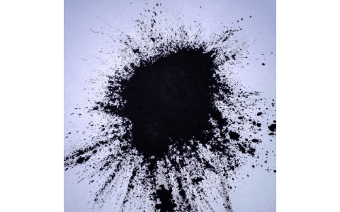 Carbone vegetale in polvere