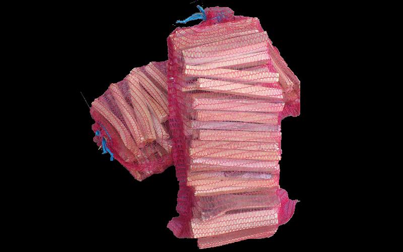 Legnetti accendifuoco in sacco da 4 kg