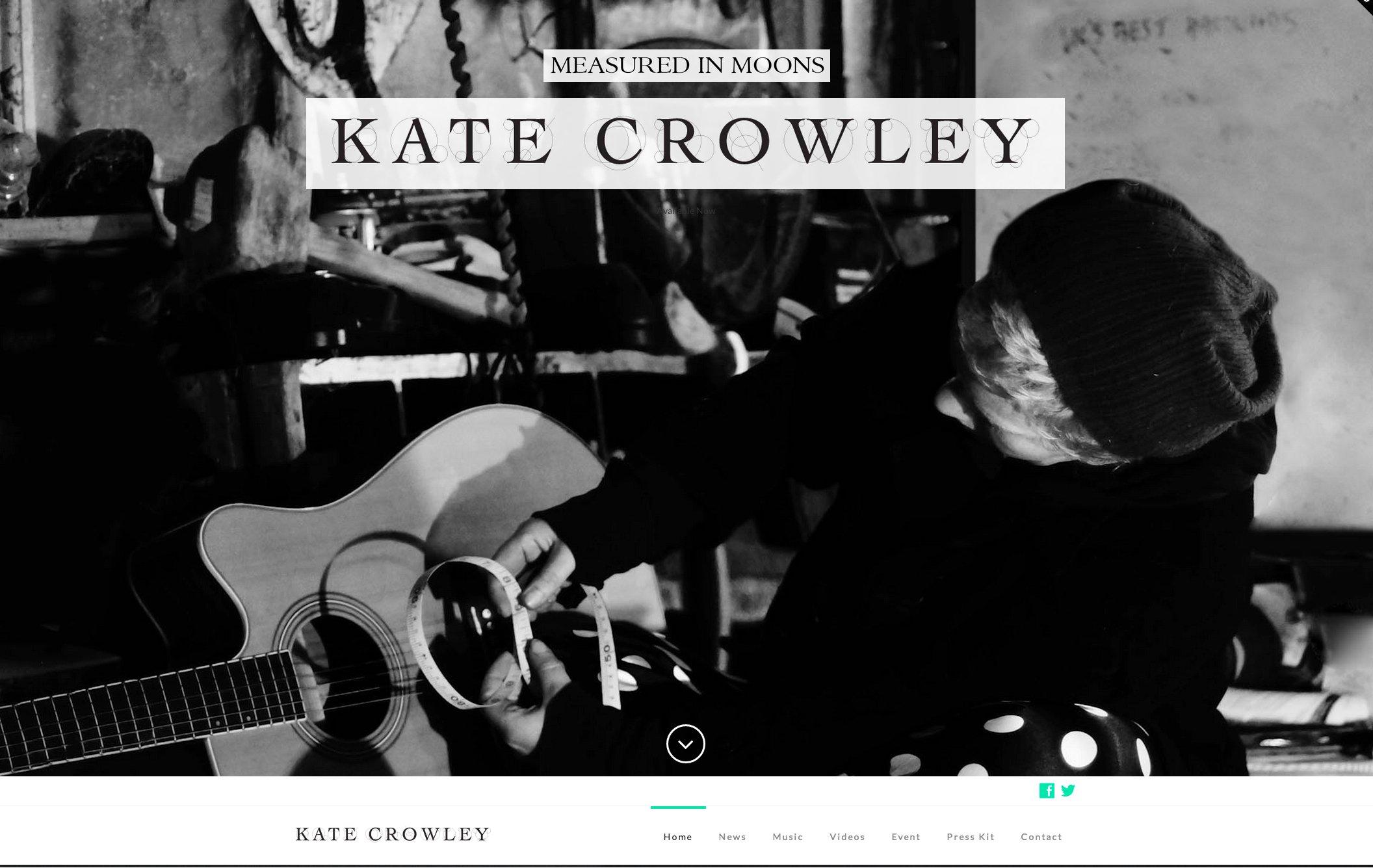 Kate Crowley website