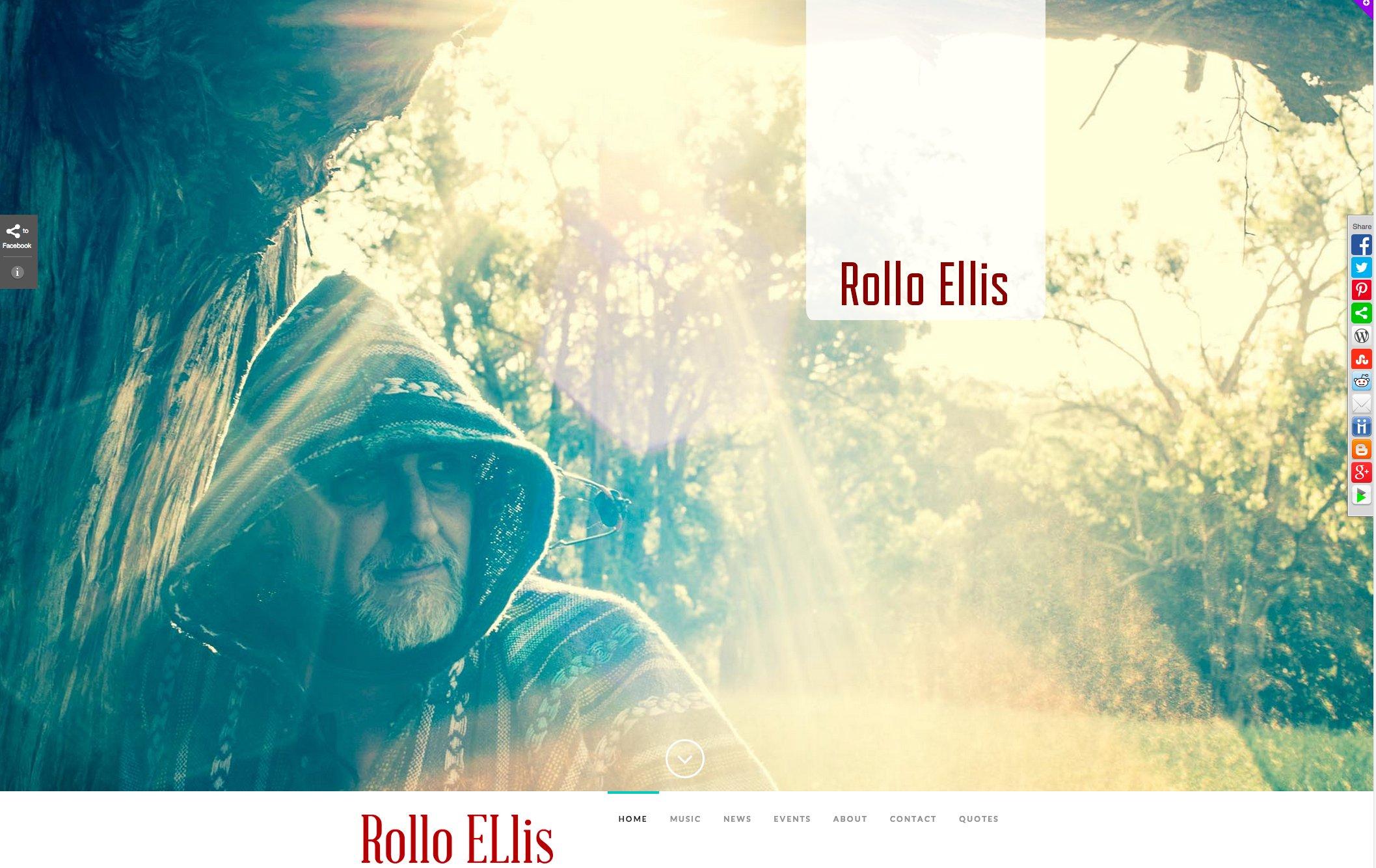 Rollo ellise website