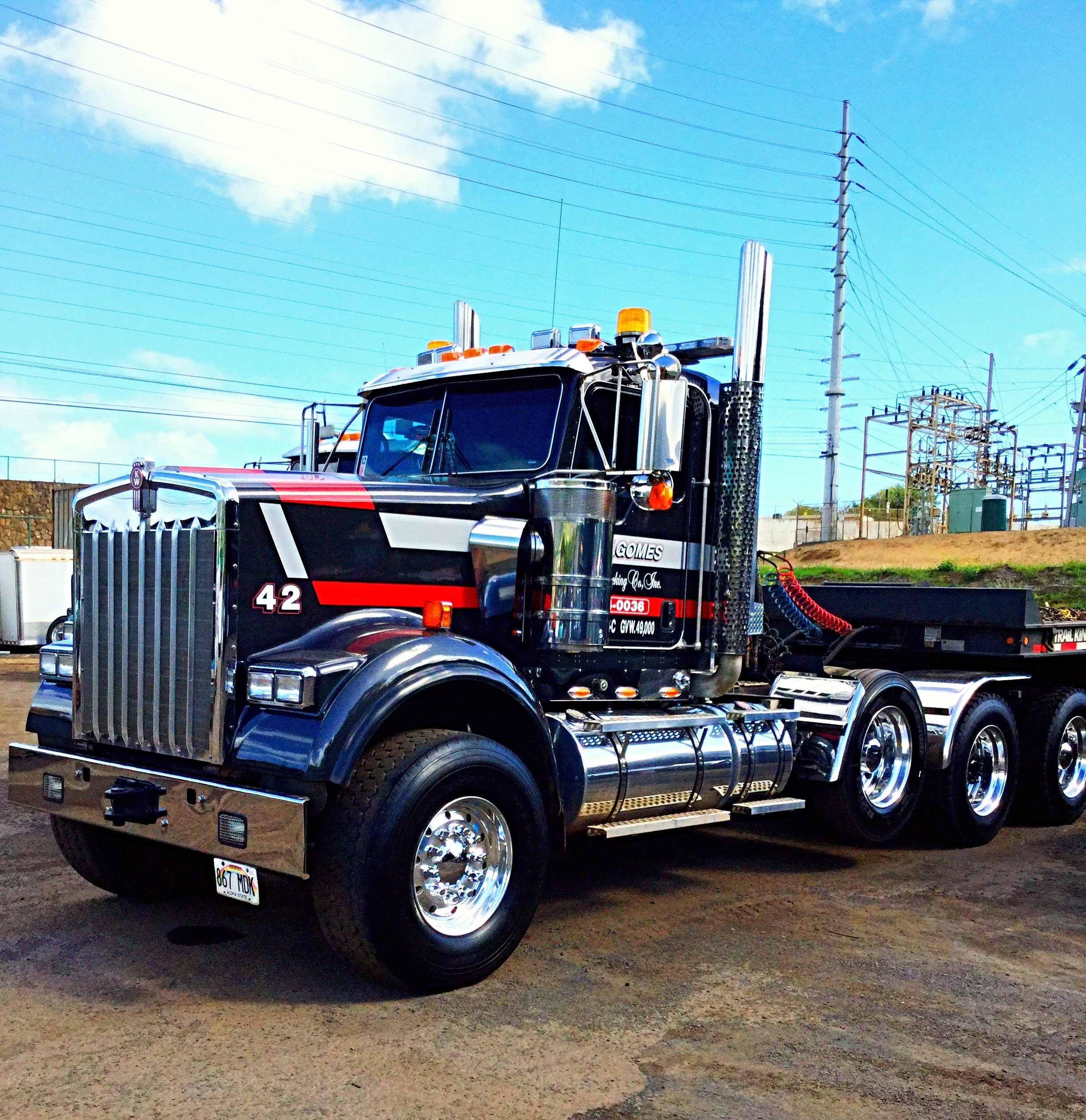 TJ Gomes Trucking Company is a fantastic demolition contractor in Wailuku, HI