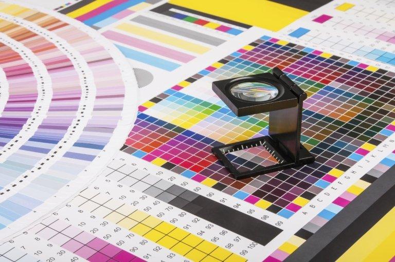 Forniture per arti grafiche